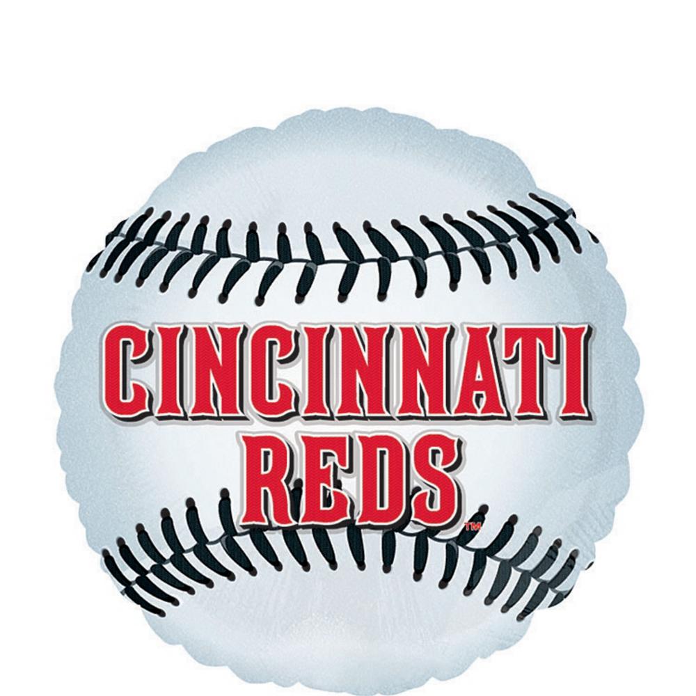 Cincinnati Reds Balloon - Baseball Image #1