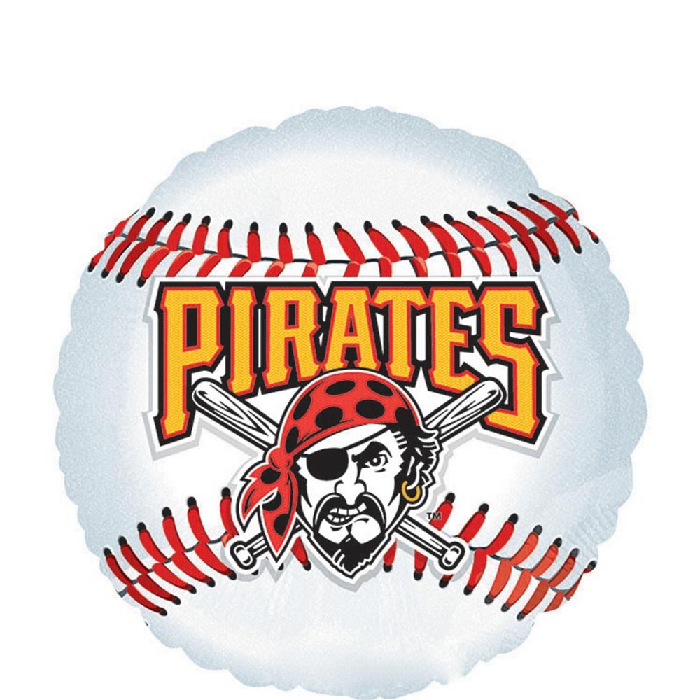 Pittsburgh Pirates Balloon - Baseball Image #1