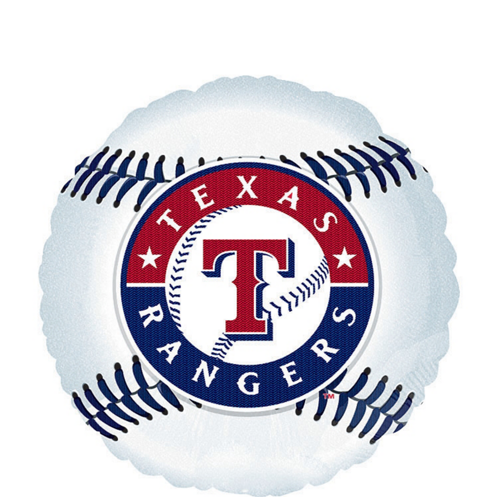 Texas Rangers Balloon - Baseball Image #1