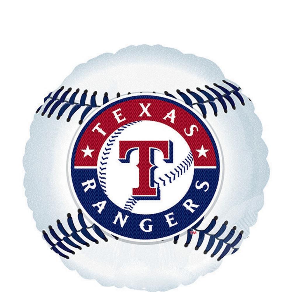 Texas Rangers Balloon - Baseball Image #1