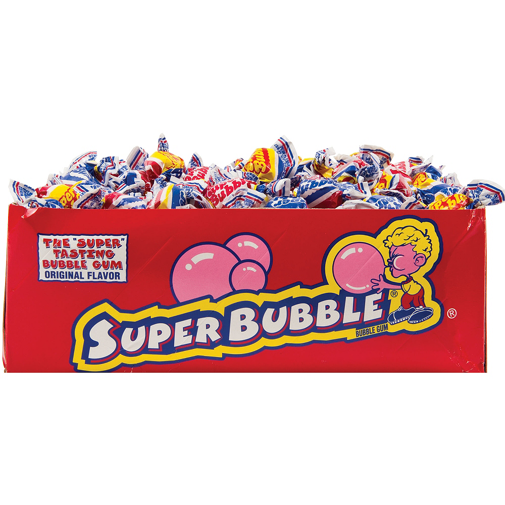 Original Super Bubble Gum 340ct Image #1