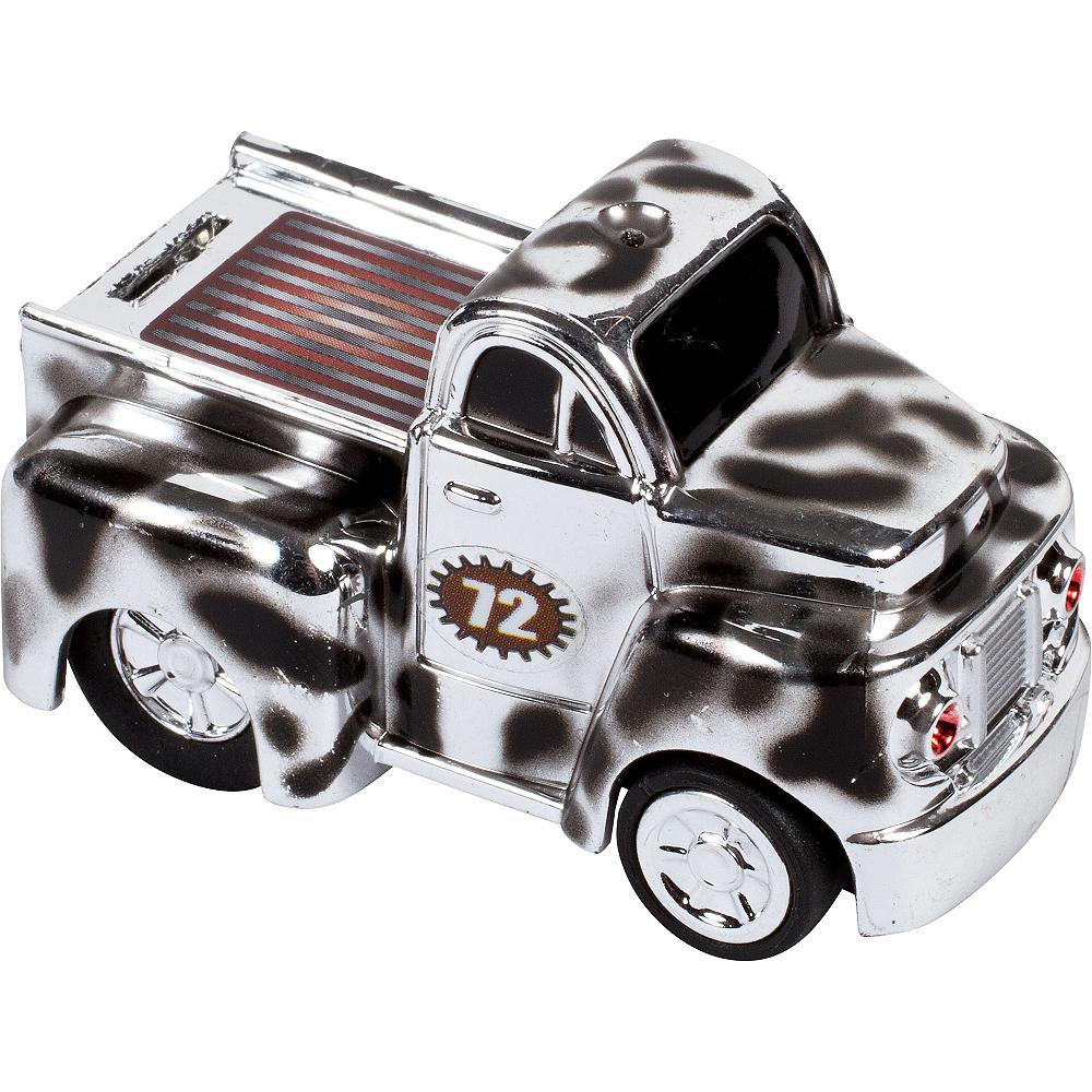 Pull Back Enforcer Mini Pickup Truck Image #1