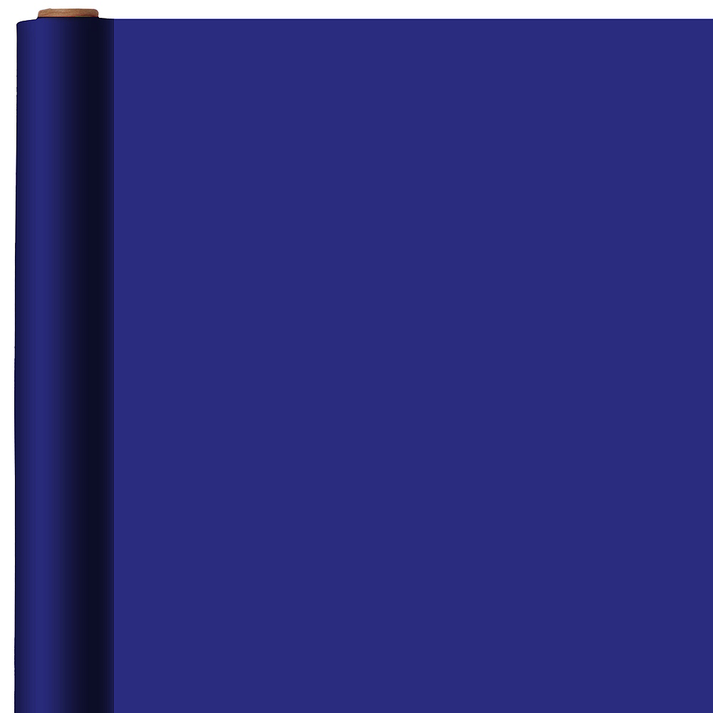 Nav Item for Solid Royal Blue Gift Wrap Image #1