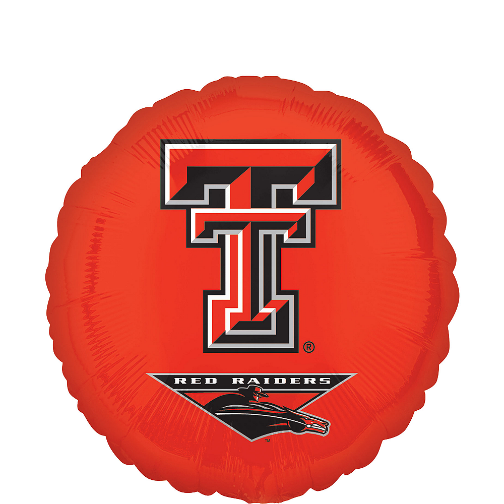 Texas Tech Red Raiders Balloon 18in Party City