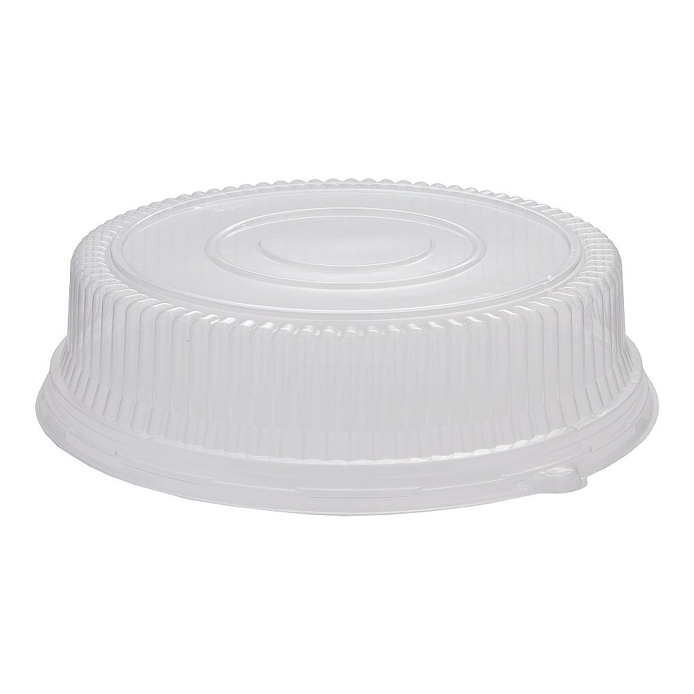 CLEAR Plastic Dome Lid Image #1