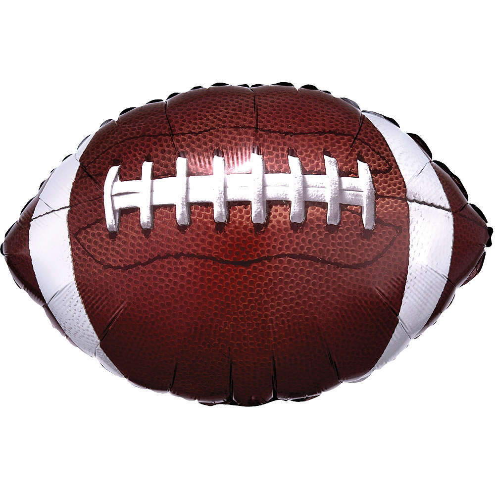 Football Balloon, 18in Image #1