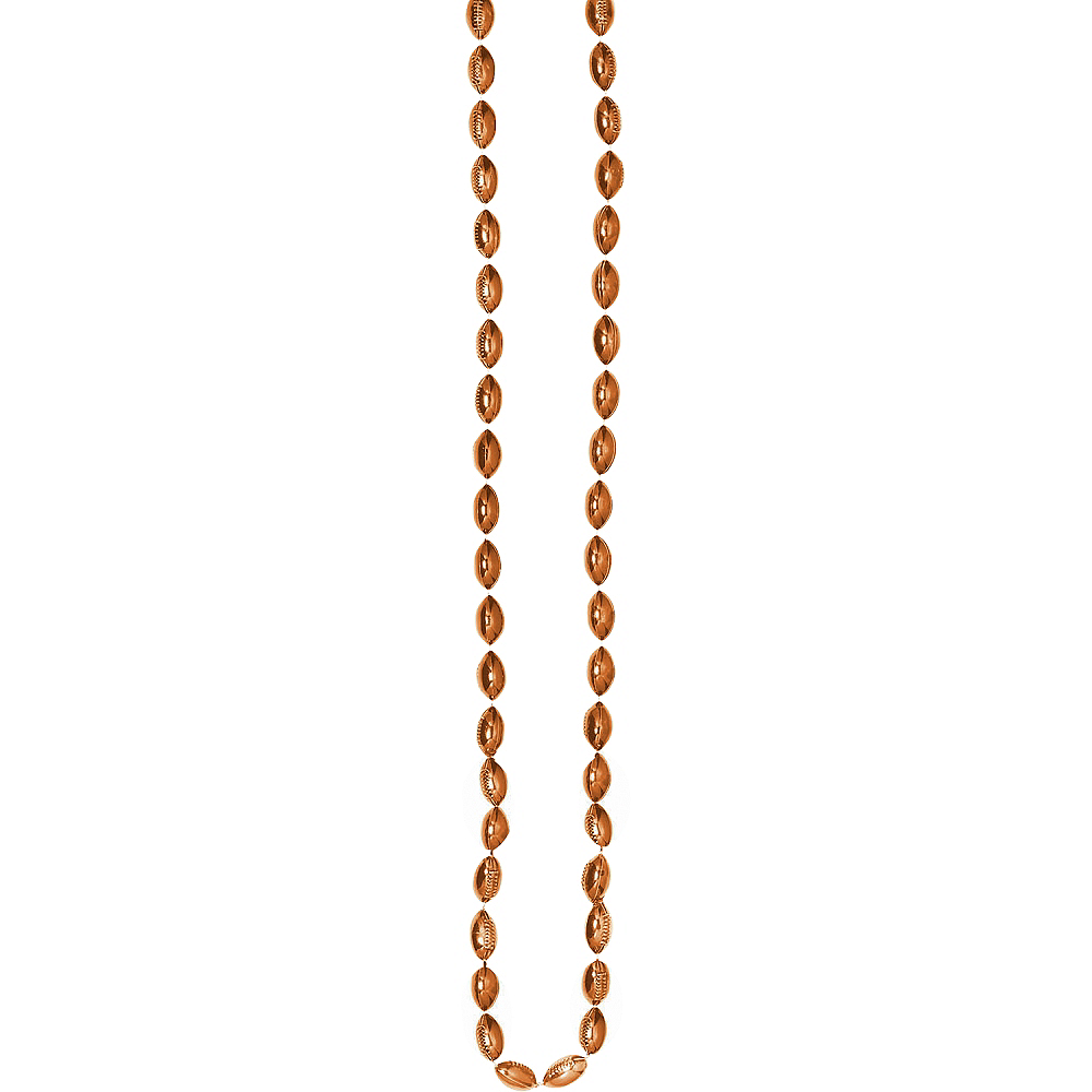 Football Bead Necklace Image #2