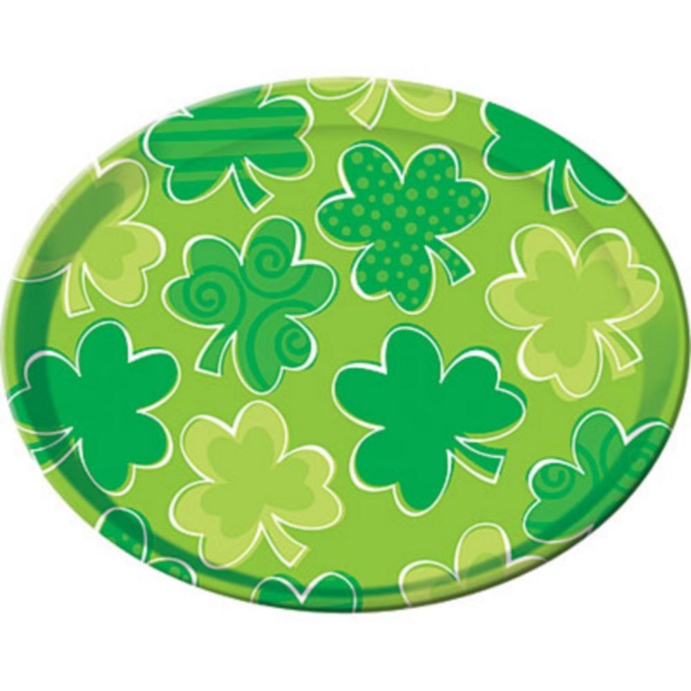 Shamrock Platter Image #1