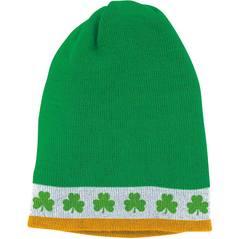 Nav Item for St. Patrick's Day Beanie Image #1