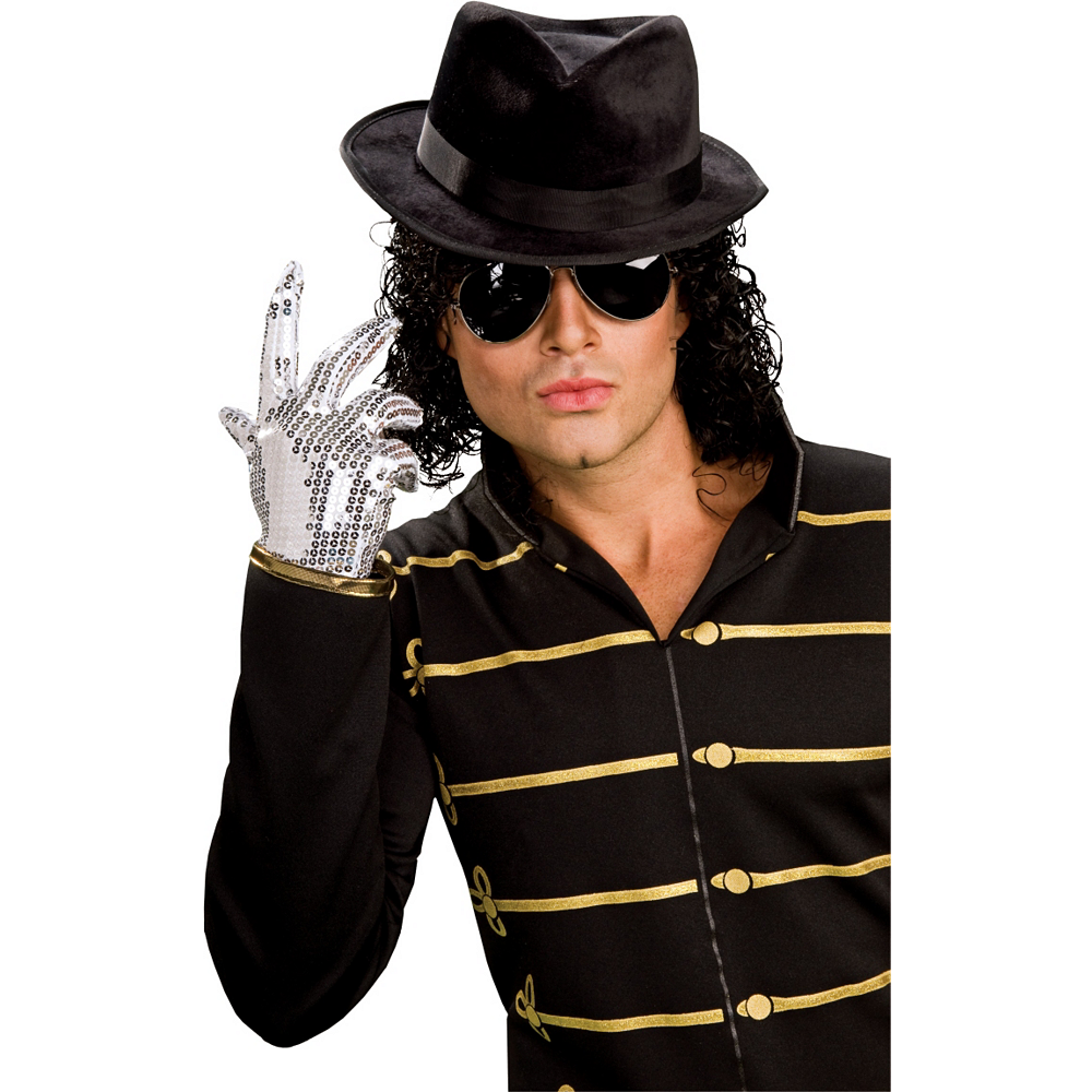 Nav Item for Michael Jackson Hat Image #2