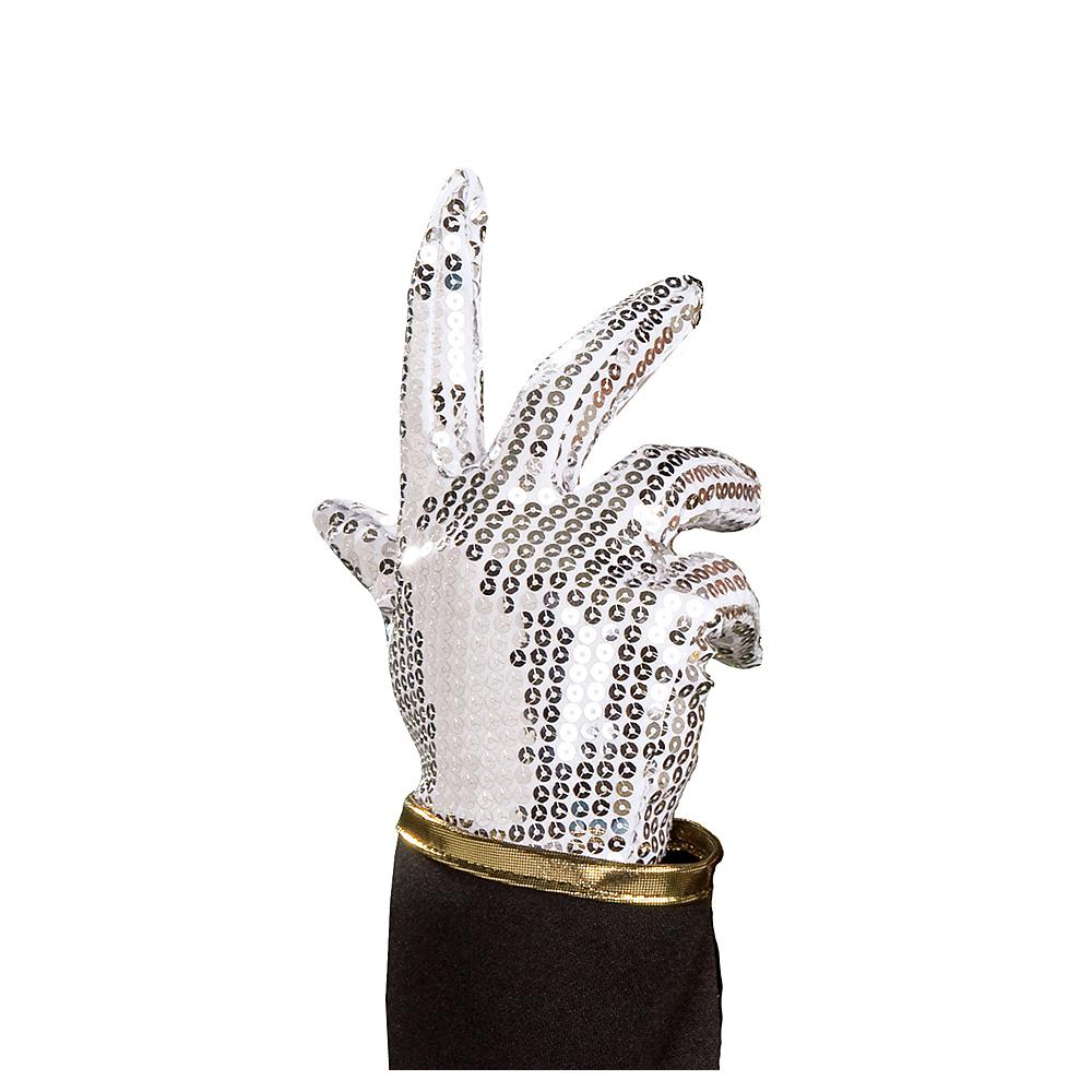 Sequin Michael Jackson Glove Image #1