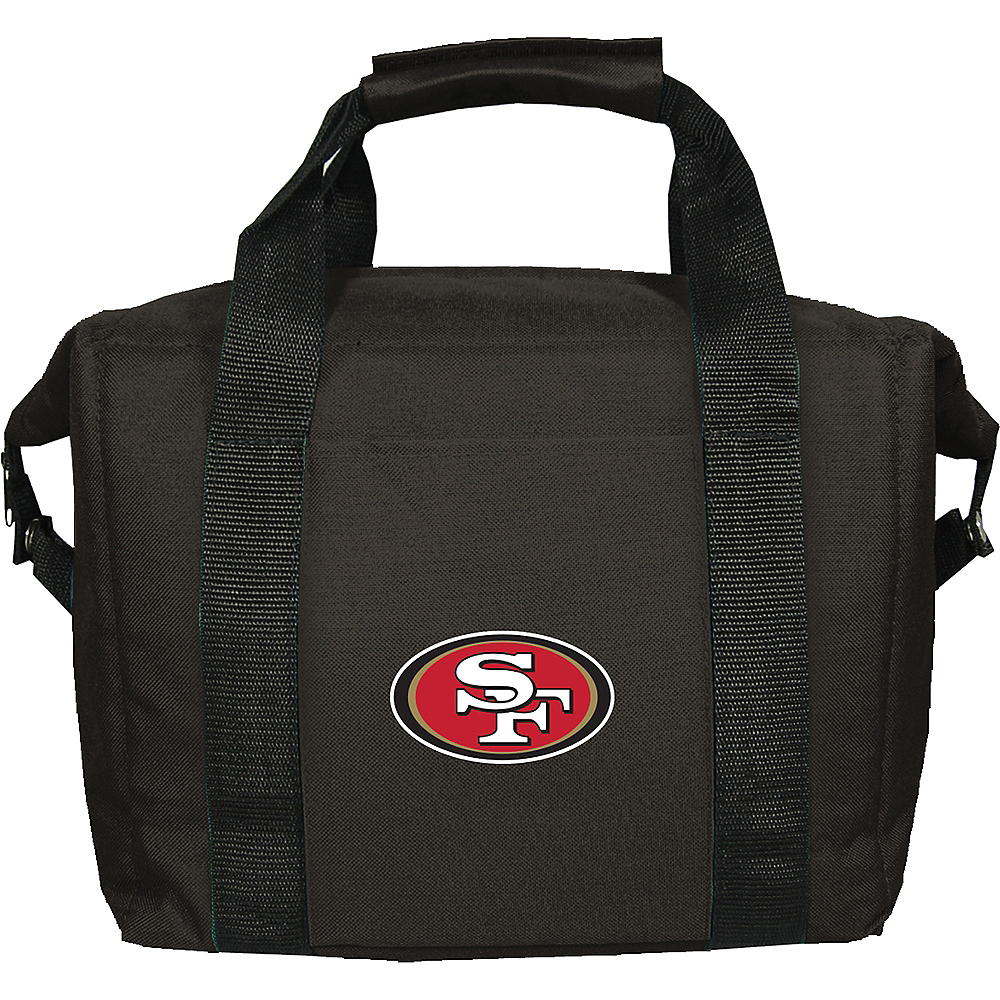 San Francisco 49ers 12-Pack Cooler Bag Image #1
