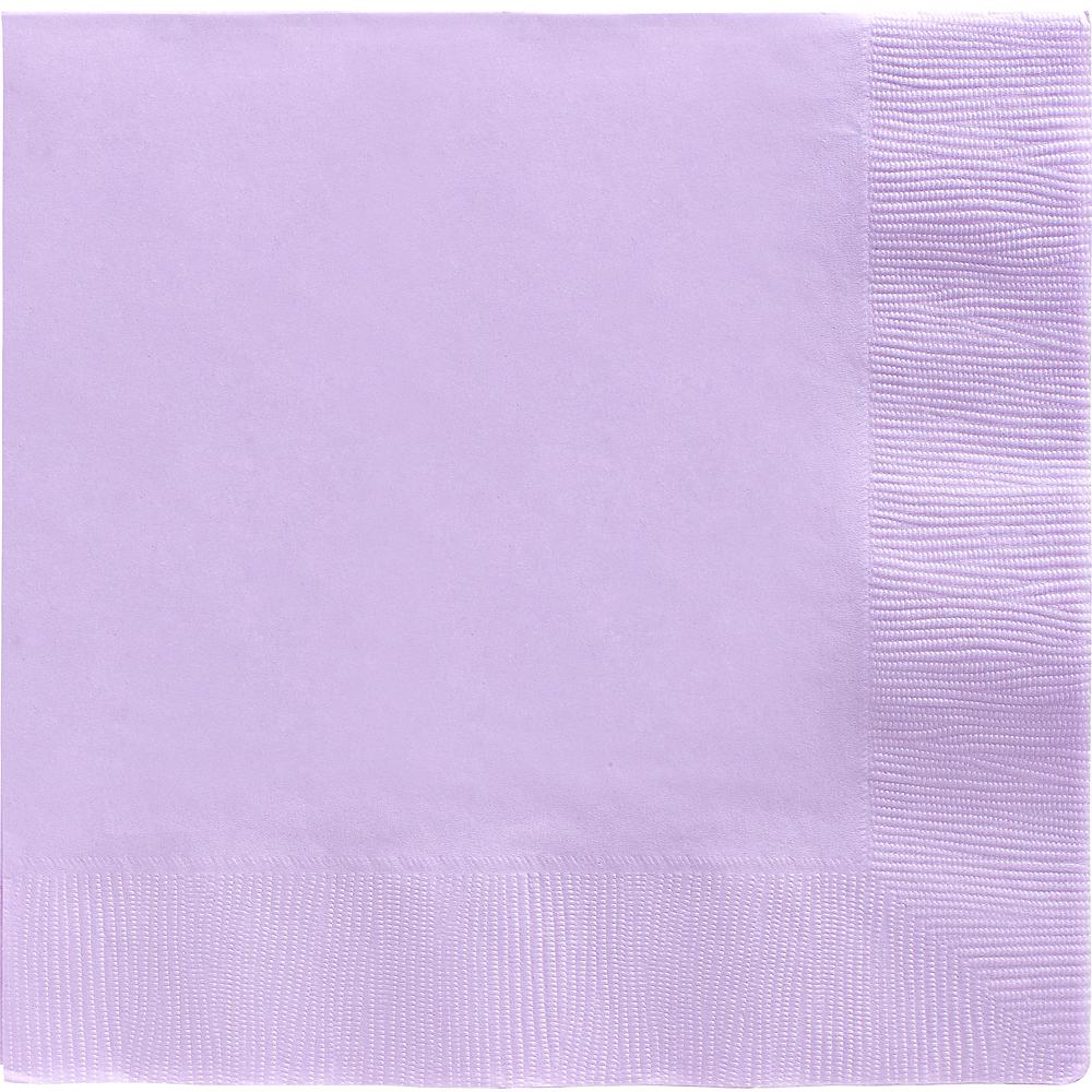 Lavender Dinner Napkins 20ct Image #1
