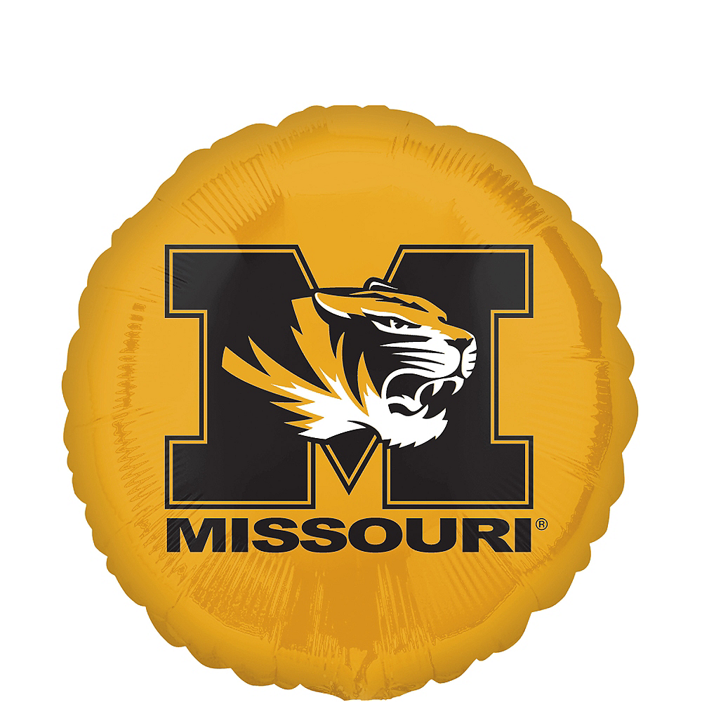 Missouri Tigers Balloon Image #1