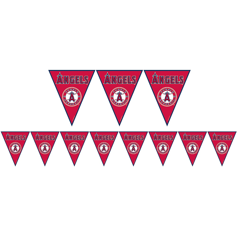 Los Angeles Angels Pennant Banner Image #1