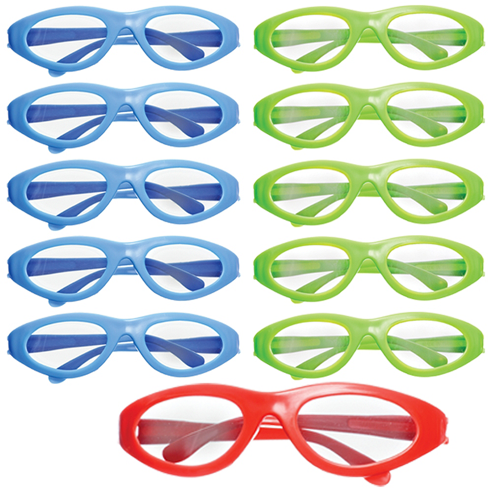 Sporty Multicolor Sunglasses 22ct Image #1