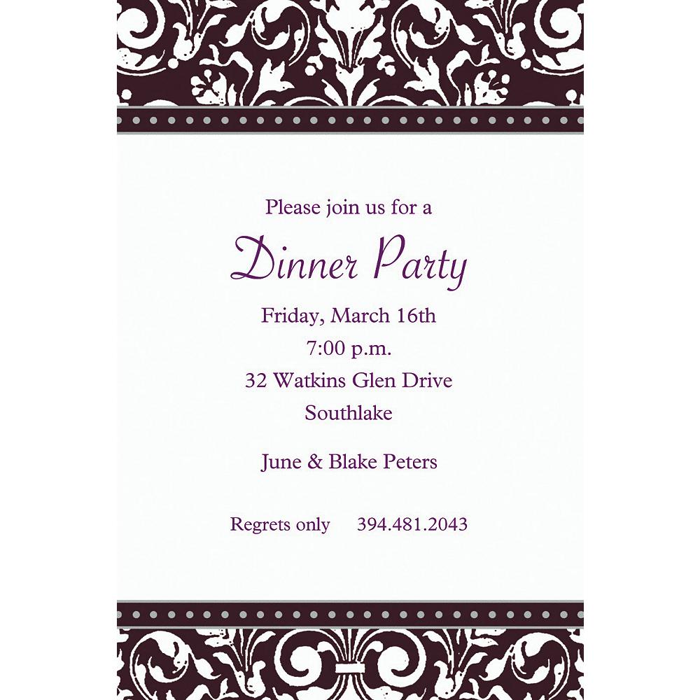 Custom Formal Affair Invitations Image #1