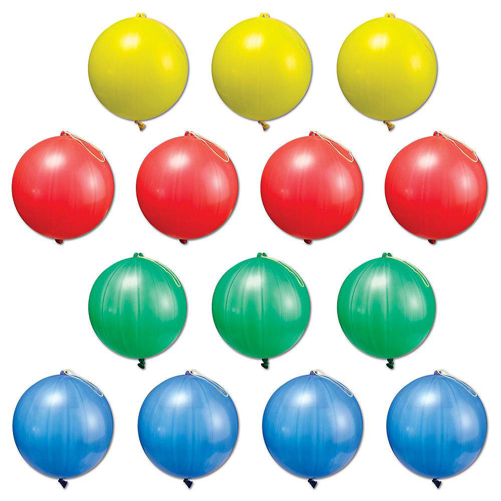 Punch Balloons 14ct Image #1