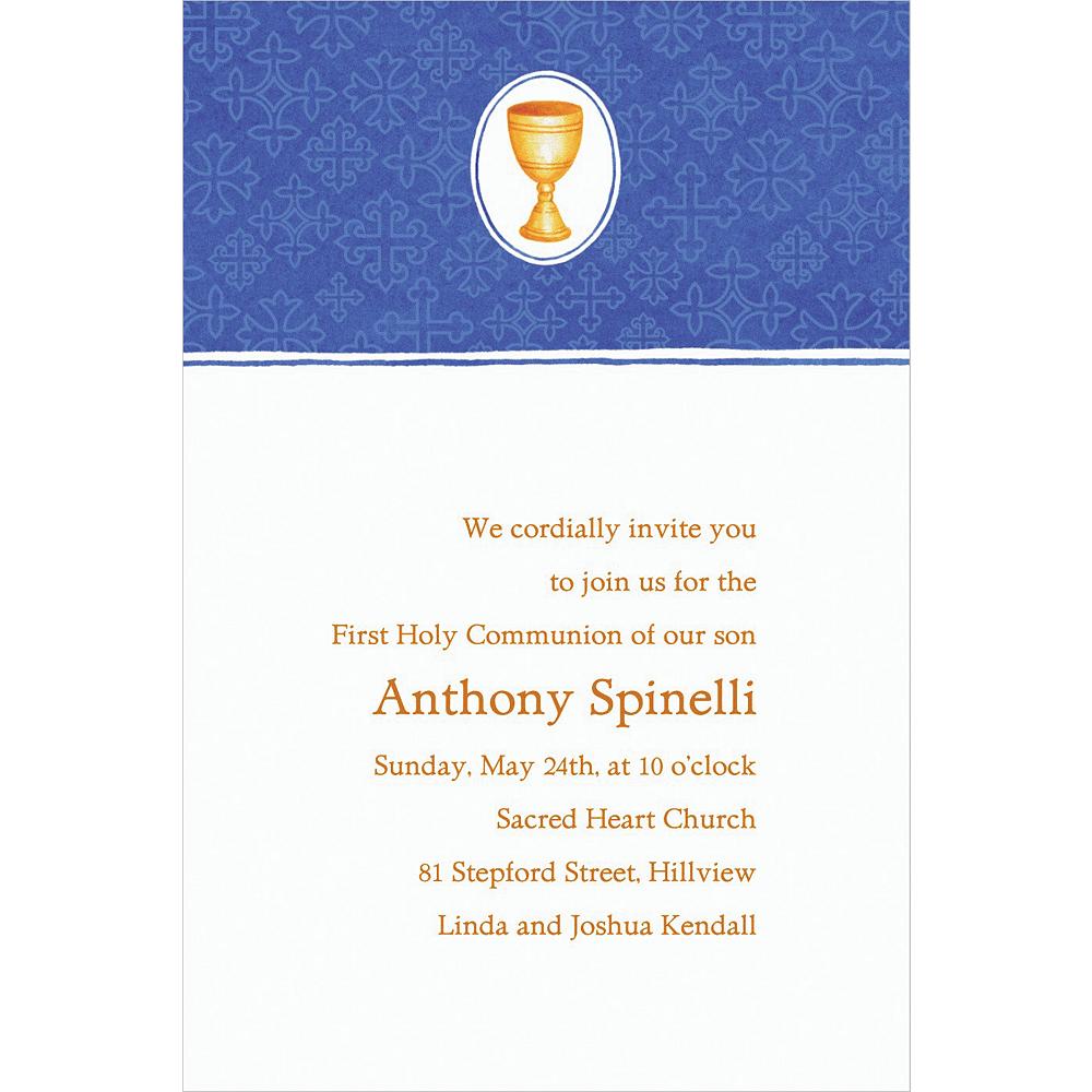 Custom Mod Chalice Invitations Image #1