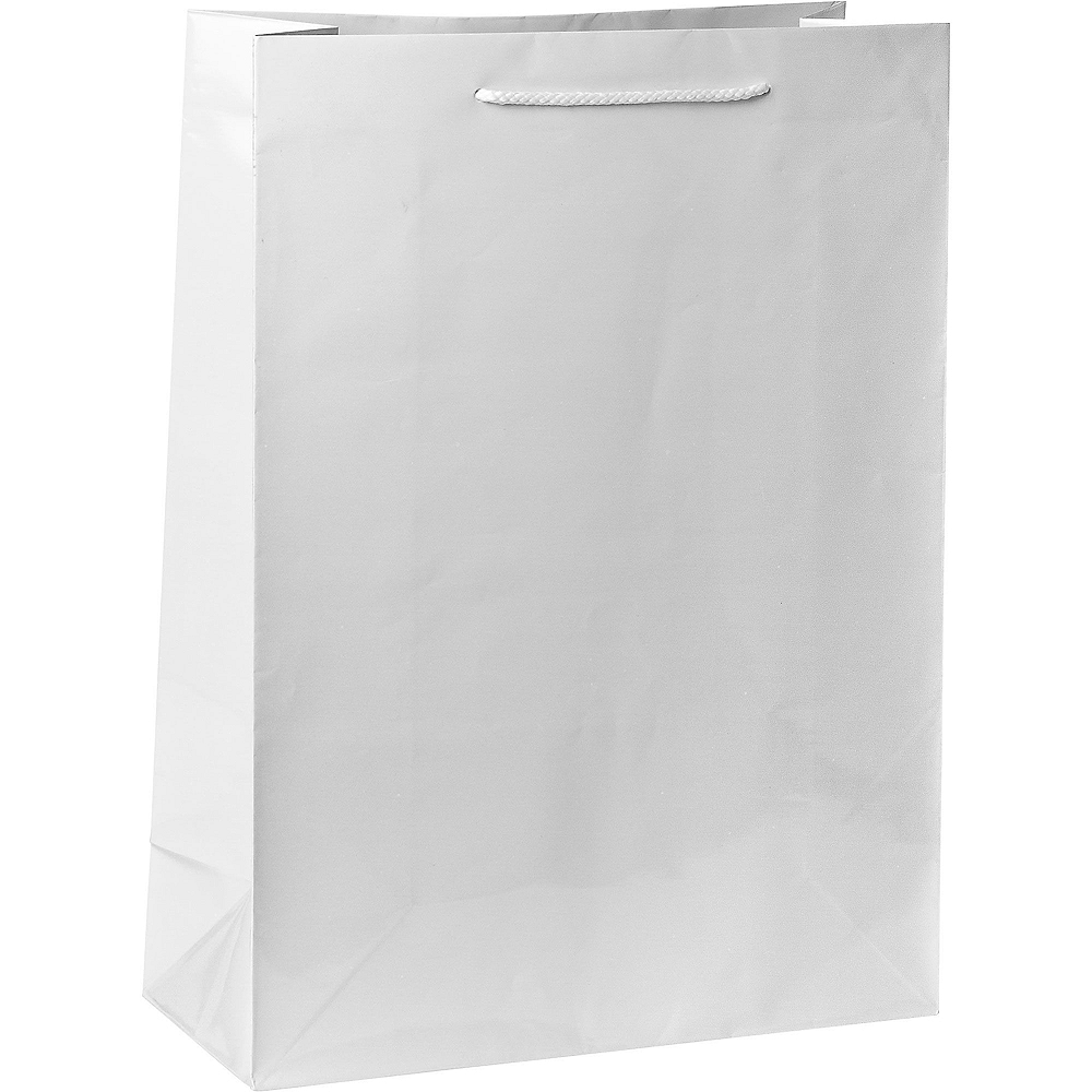 Large White Gift Bag Image #1