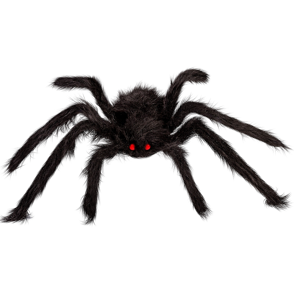 Poseable Furry Spider Image #1