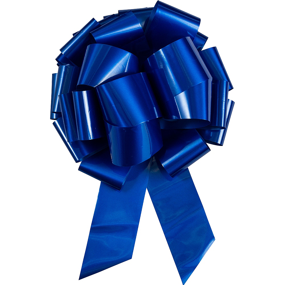 Blue Lacquer Bow Image #1
