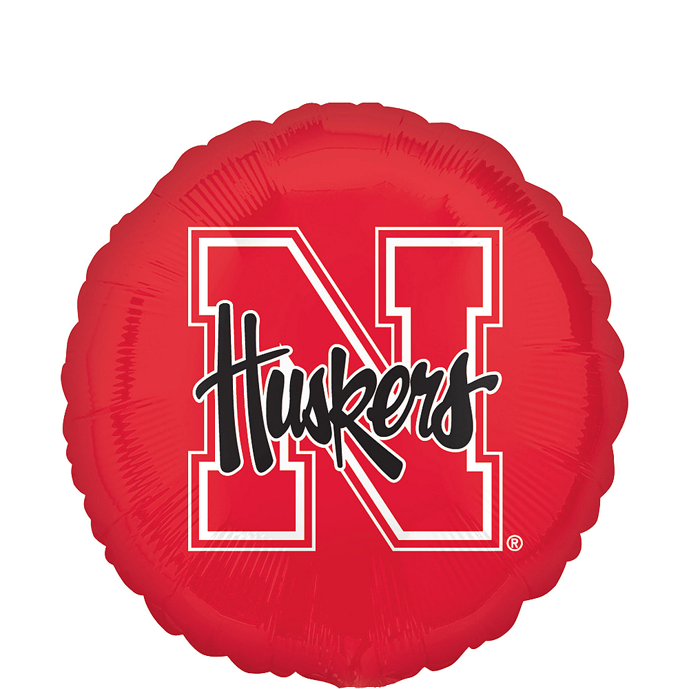 Nav Item for Nebraska Cornhuskers Balloon Image #1