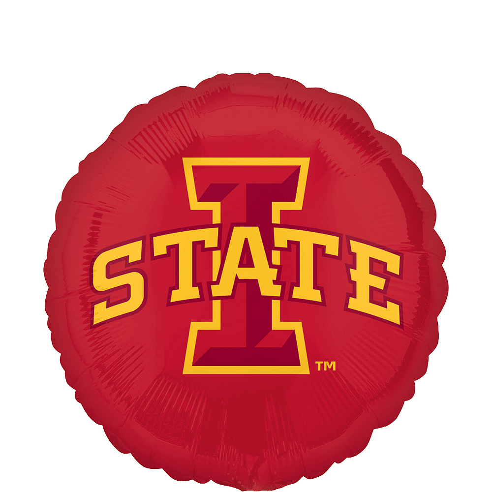 Iowa State Cyclones Balloon Image #1