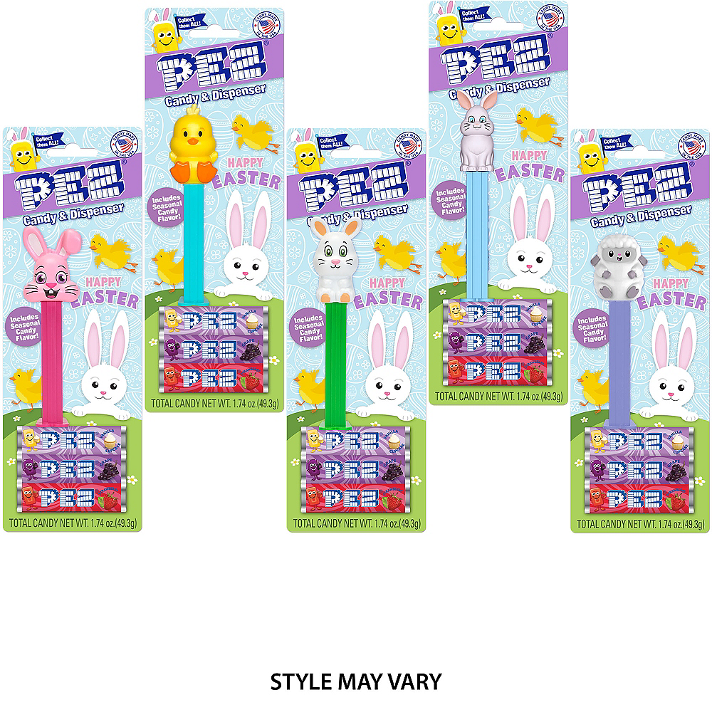 Easter PEZ Dispensers Image #1