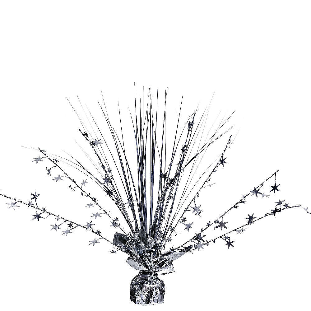 Silver Spray Centerpiece Image #1