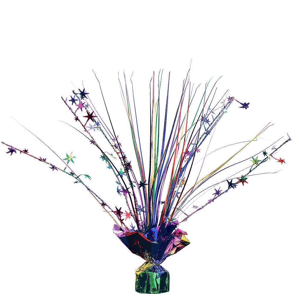 Multicolor Spray Centerpiece Image #1