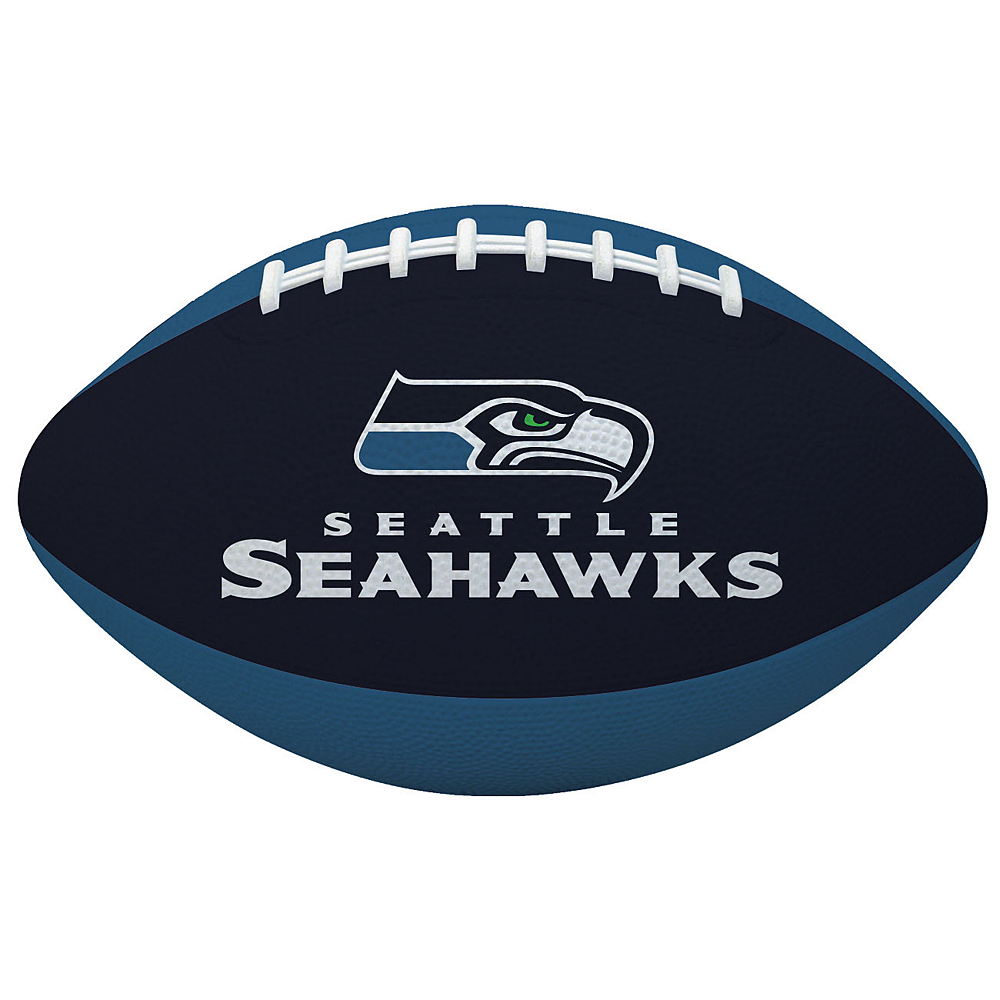 Seattle Seahawks Toy Football Image #1