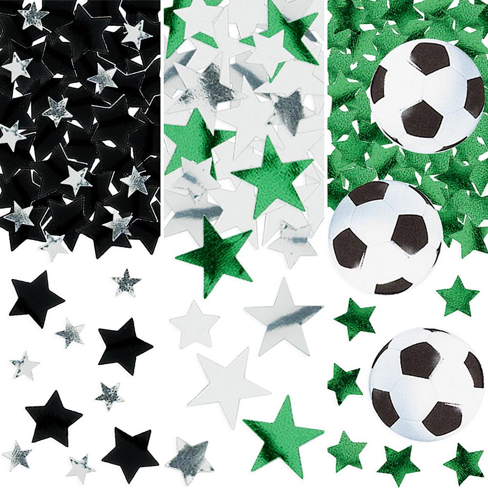 Soccer Confetti Image #1
