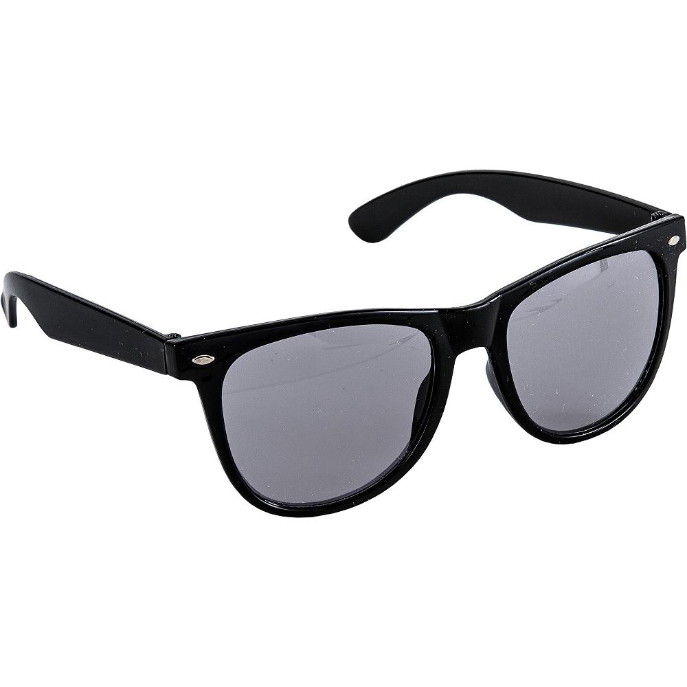 Black Classic Sunglasses Image #2