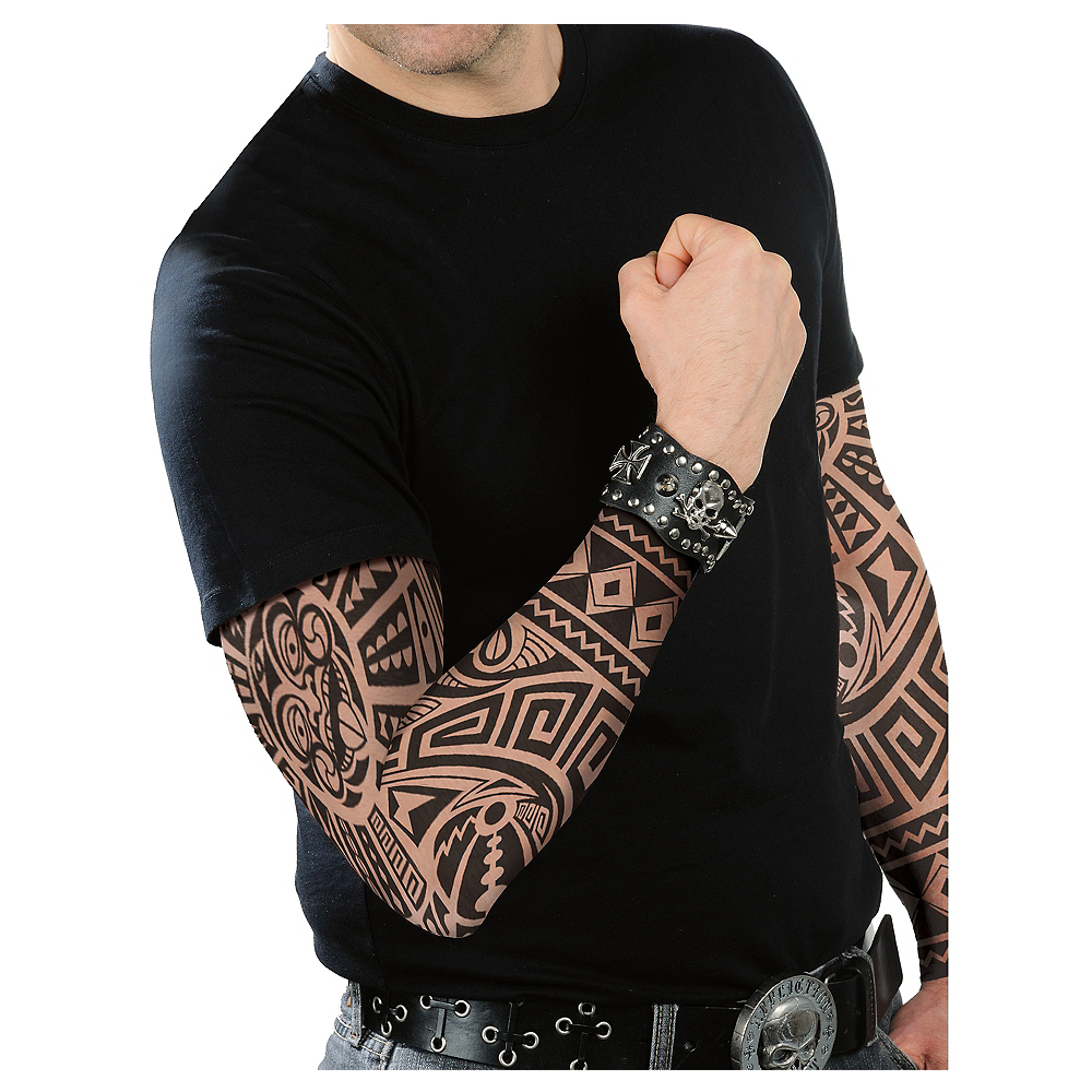 Tribal Tattoo Sleeves | Party City