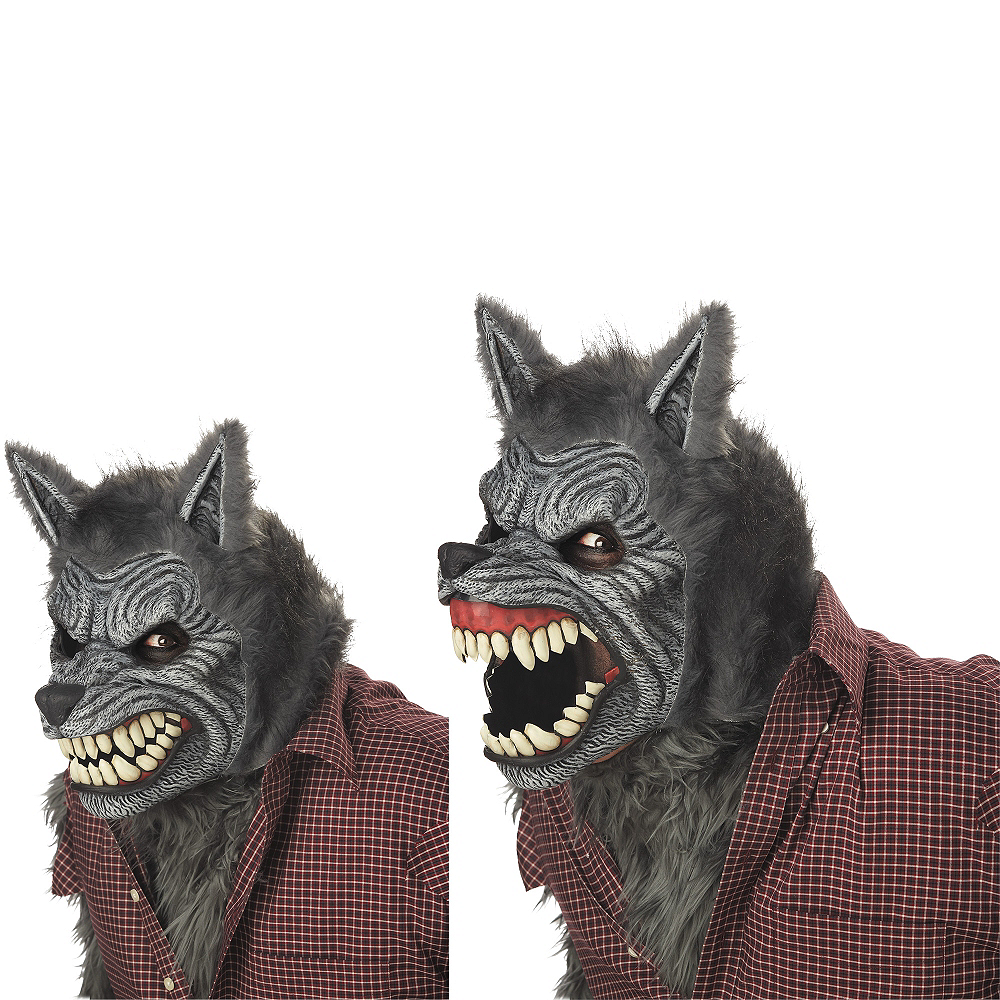 Nav Item for Motion Werewolf Mask Image #2