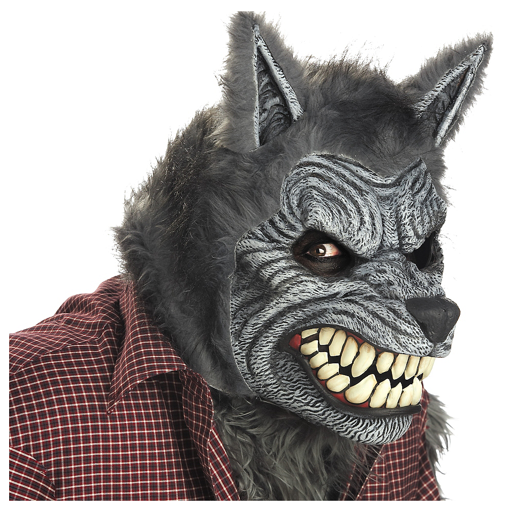 Nav Item for Motion Werewolf Mask Image #3