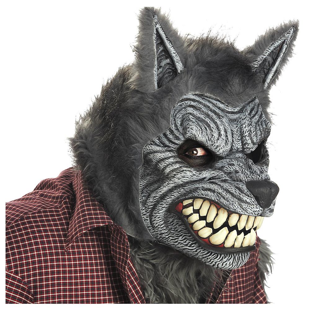 Motion Werewolf Mask Image #3