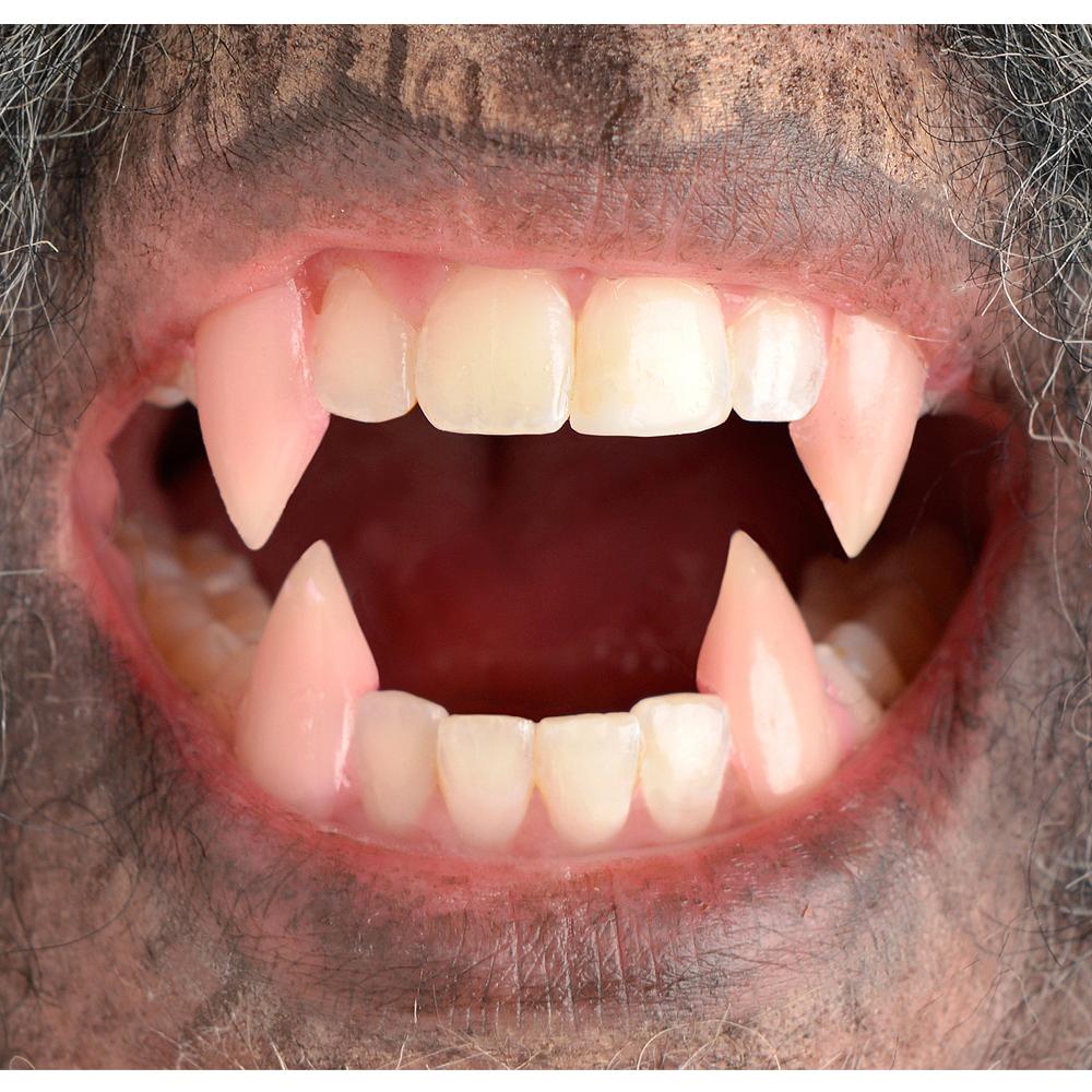 Custom Designer Werewolf Fangs Image #1