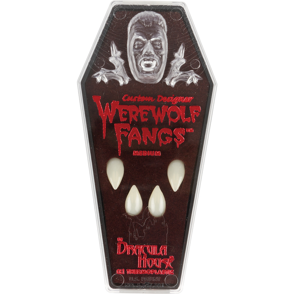 Custom Designer Werewolf Fangs Image #2