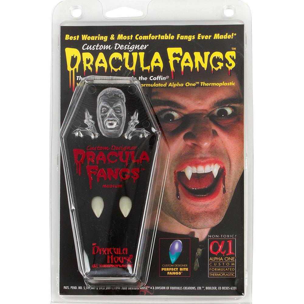 Custom Designer Dracula Fangs Image #3
