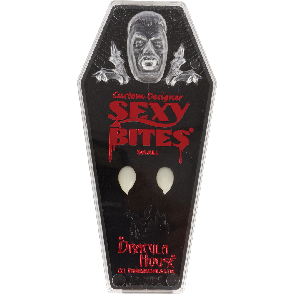 Nav Item for Custom Designer Sexy Bites Vampire Fangs Image #2
