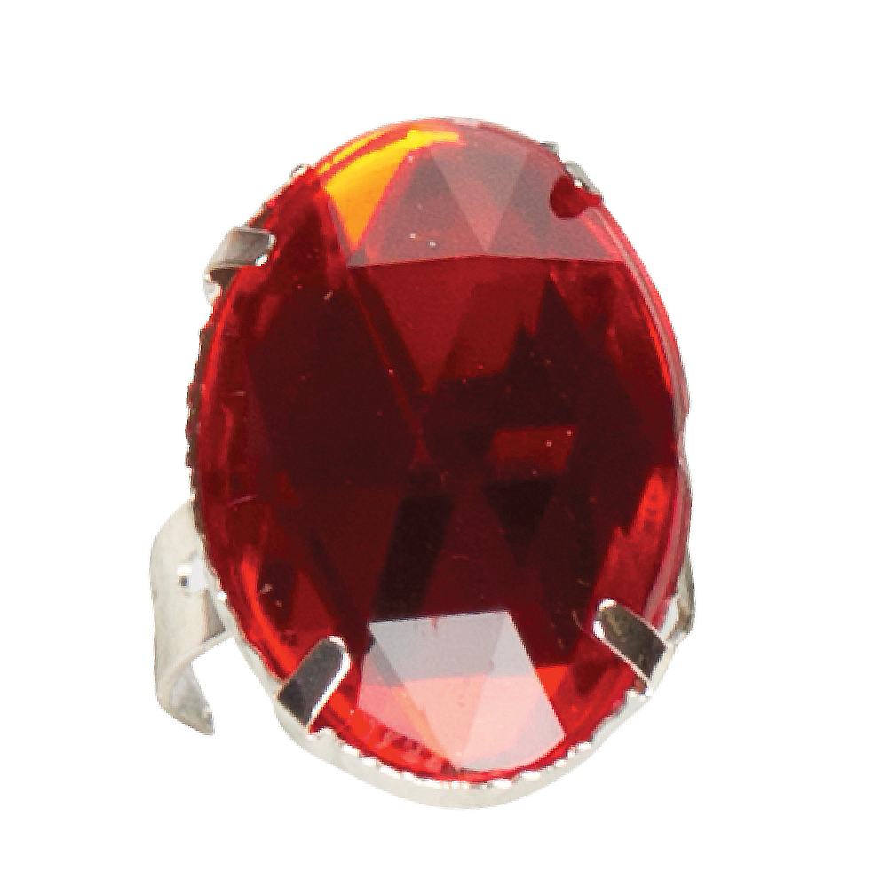 Red Vampire Ring Image #1
