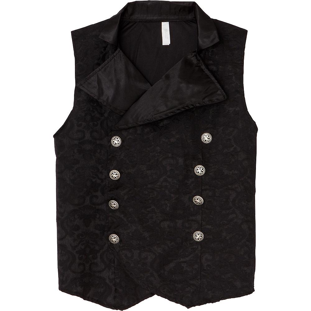 Black Vampire Vest Image #2
