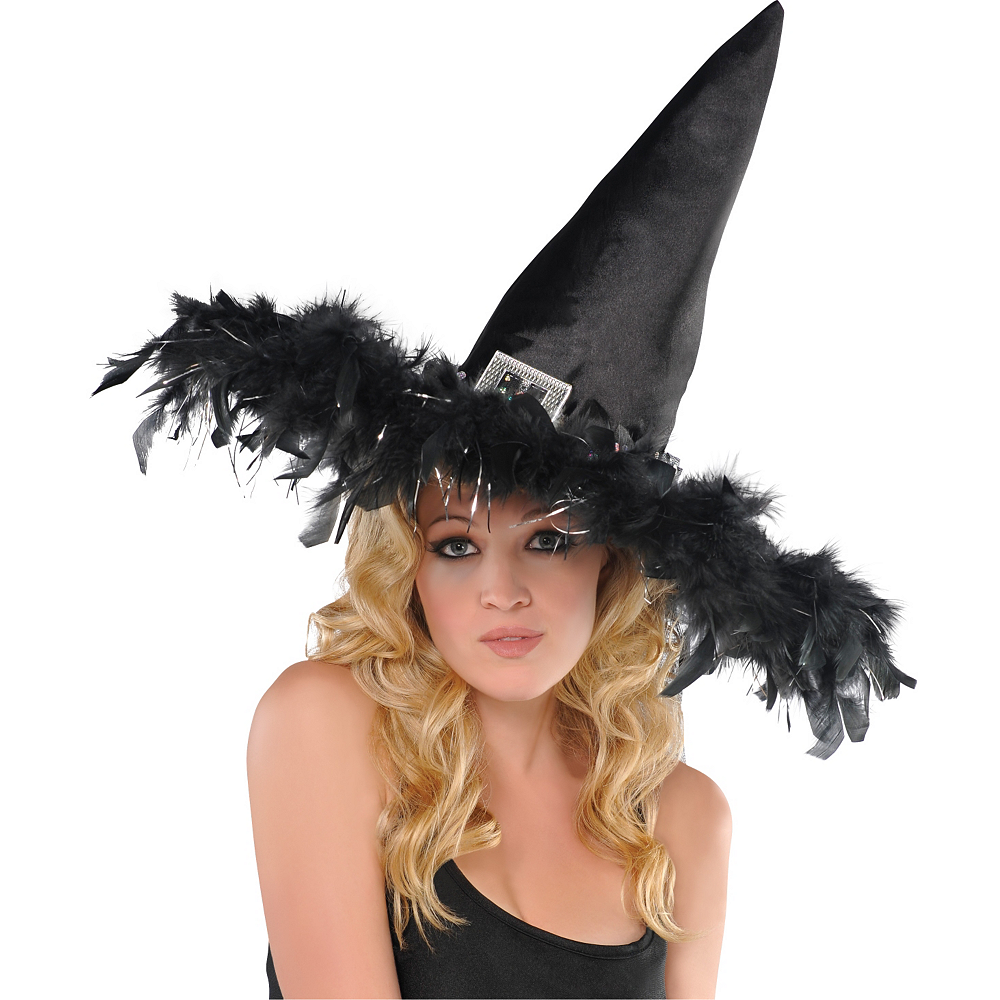 Fashion Witch Hat Image #2