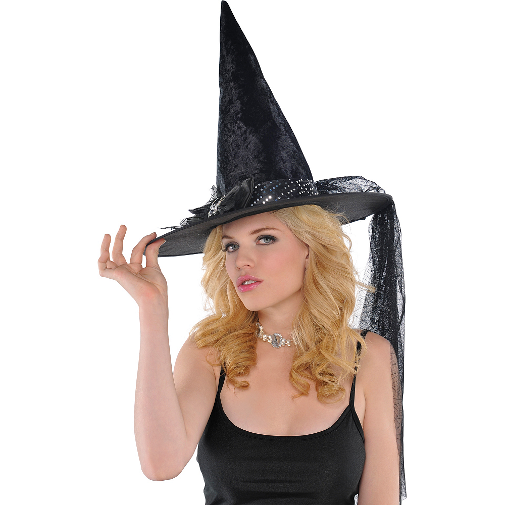Fancy Witch Hat Image #2