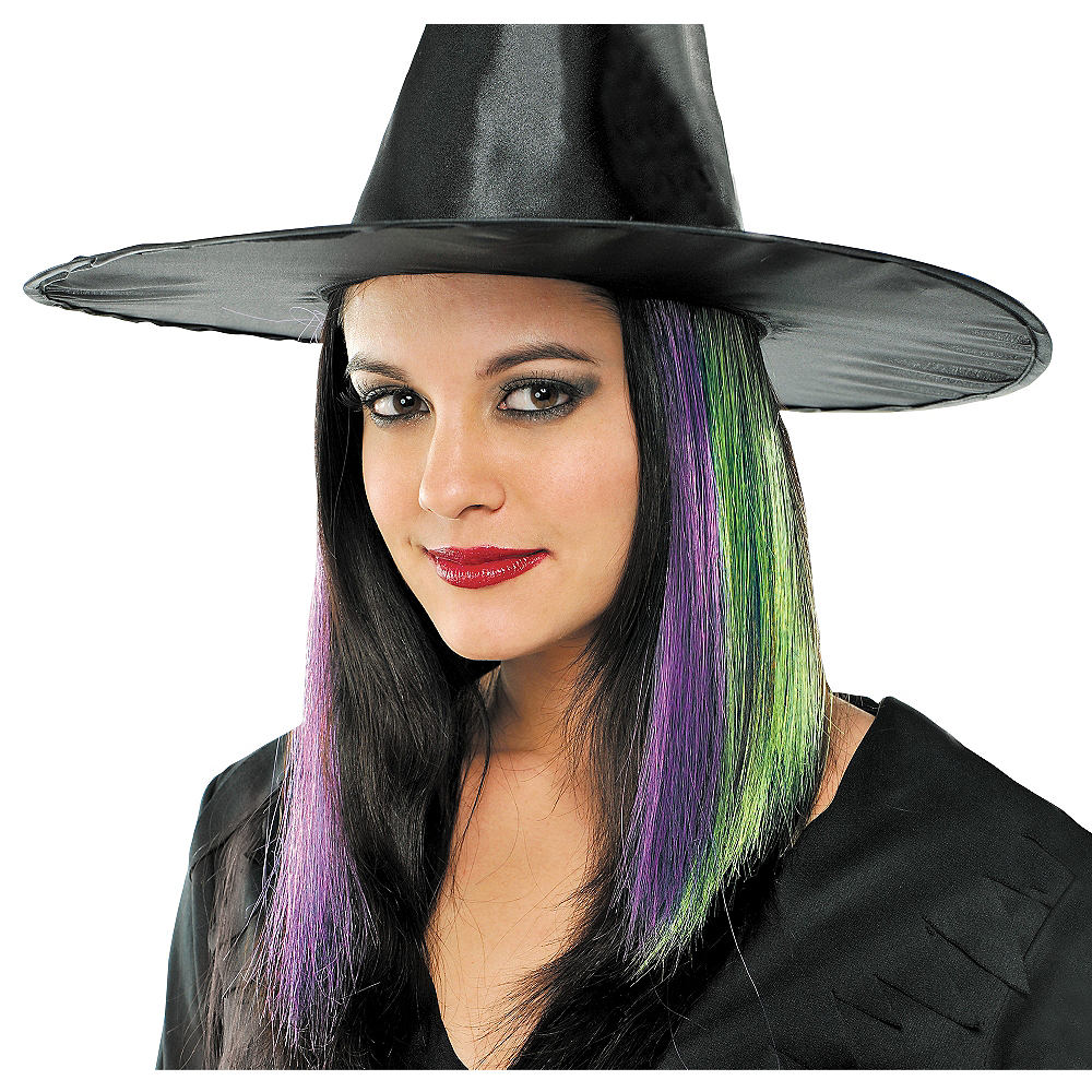 Multicolor Witch Hair Extension Image #1