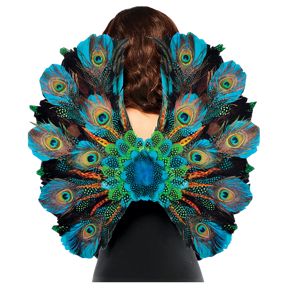 Nav Item for Peacock Feather Wings Image #1