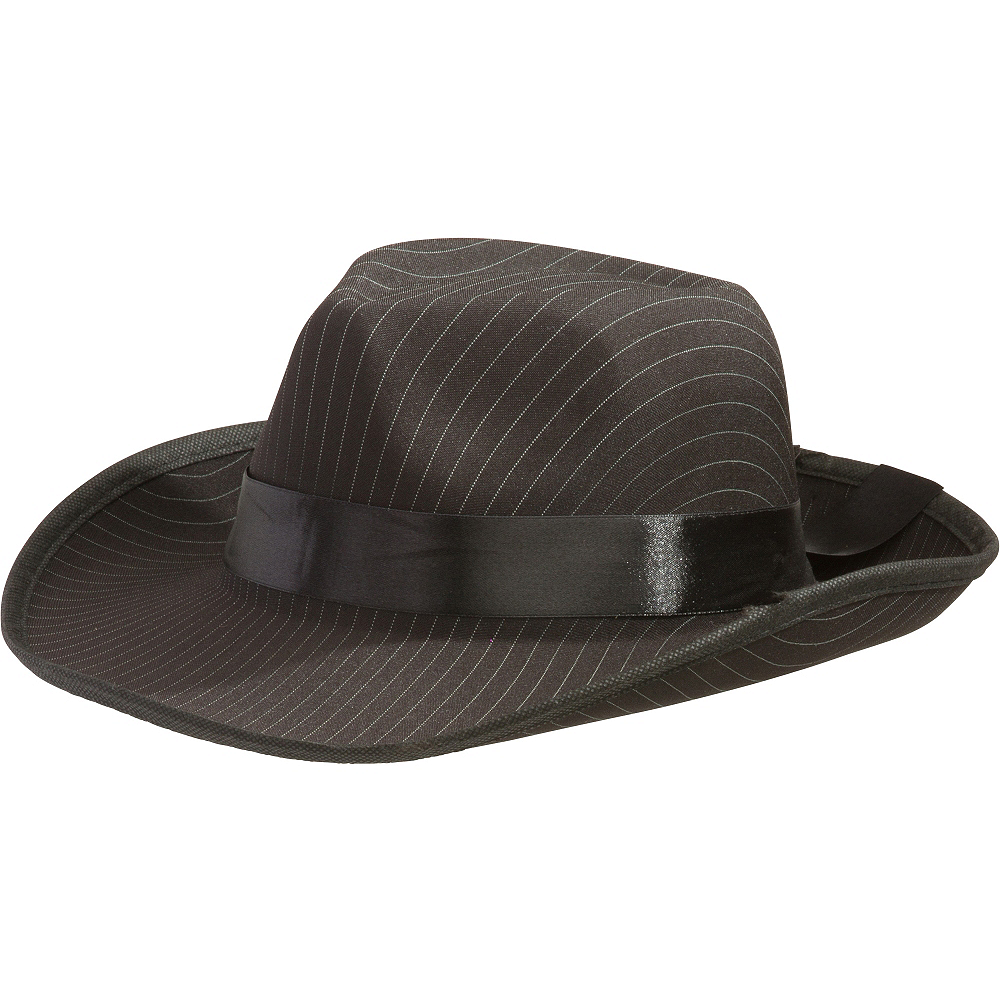 Nav Item for Pinstripe Gangster Hat Image #1