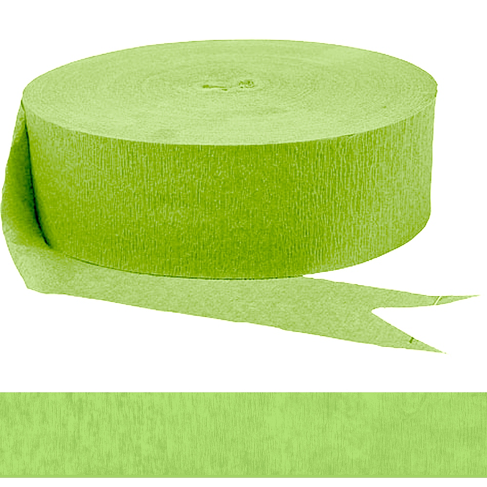 Kiwi Green Streamer Image #1